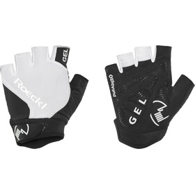 Roeckl Illano Gants, white/black